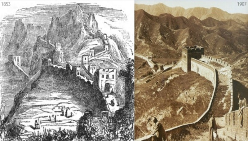 História Muralha da China