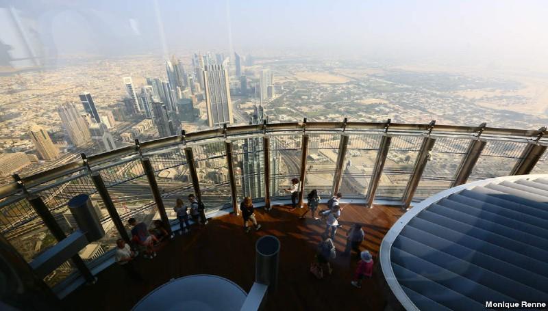 Vista Burj Khalifa