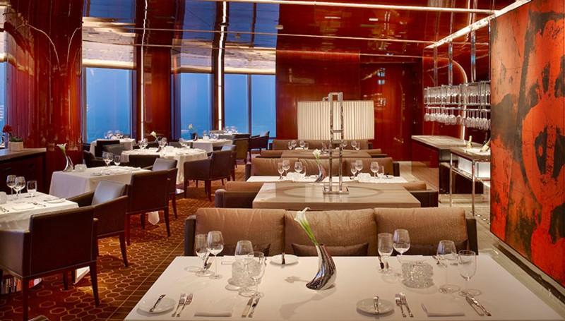 Restaurante Burj Khalifa
