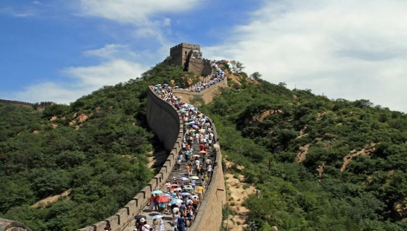 Dados Muralha da China